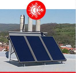 Montáž solárnych kolektorov - URAPO s.r.o.
